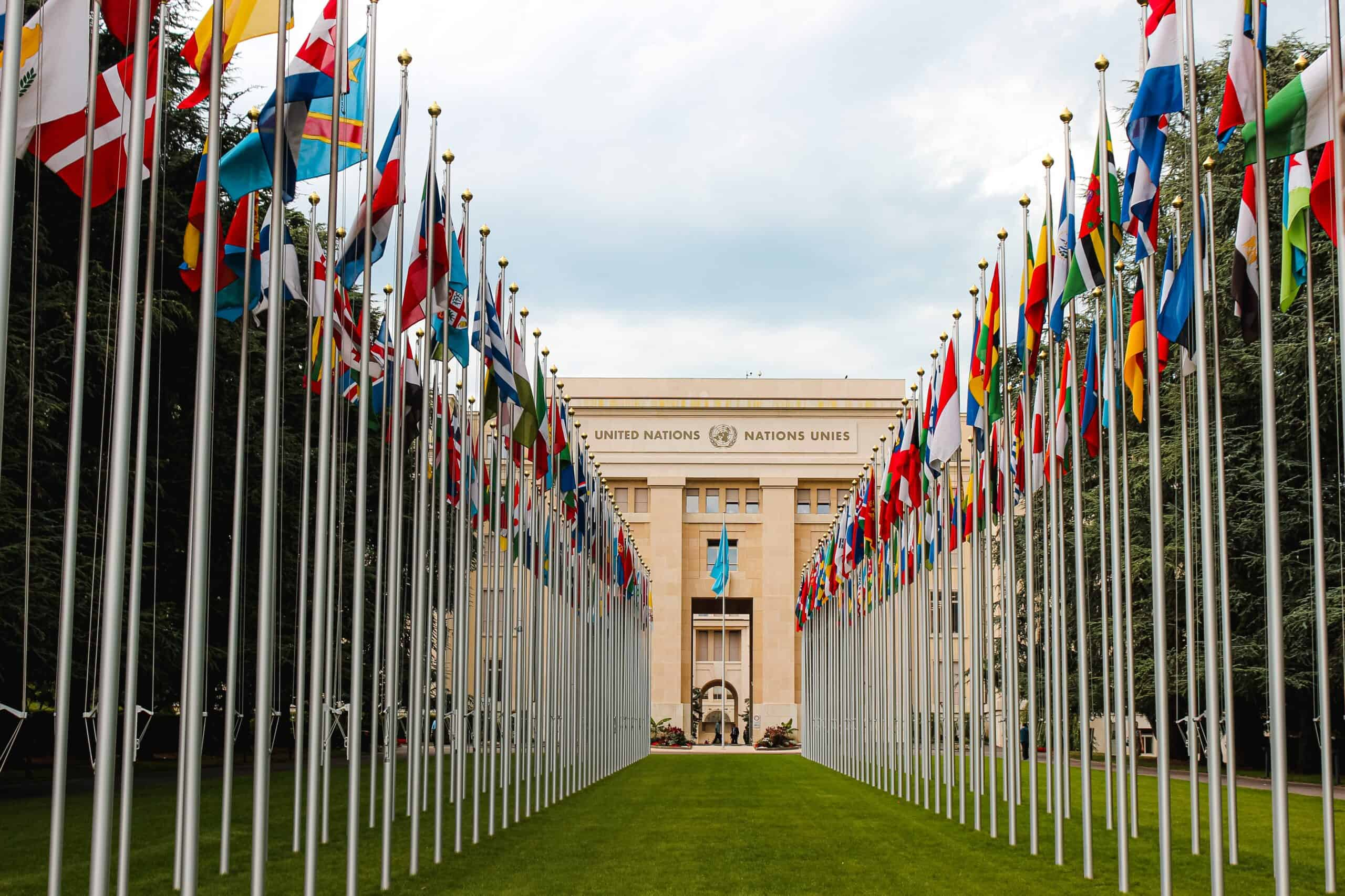 Sustainable Development from the UN