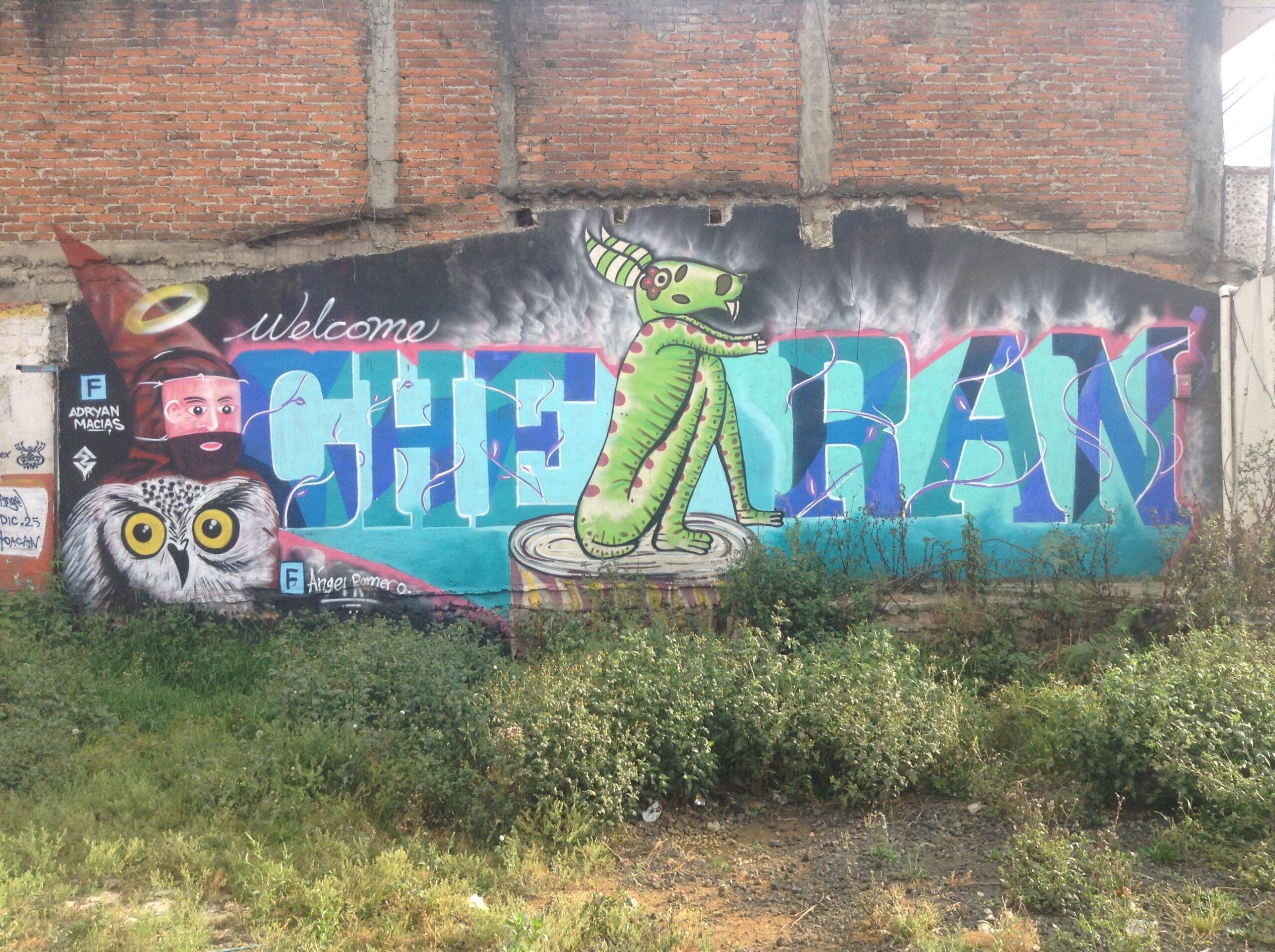 Welcome to Cheran